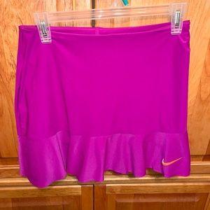 Bright Purple pleated Nike skirt